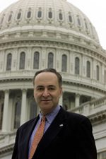 Senator Charles Schumer is the featured speaker at Safer Internet Day DC event